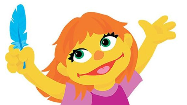 Sign of the times: Sesame Street introduces a character with autism